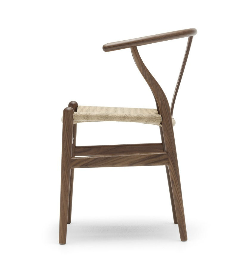 Goede Carl Hansen CH24 Wishbone Chair Eetkamerstoel | Matser Wageningen UO-29