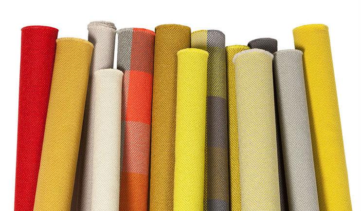 de ploeg is in 1923 opgericht en sindsdien bezig met het ontwerpen ontwikkelen weven en op de markt brengen van stoffen voor gordijnen en meubelen