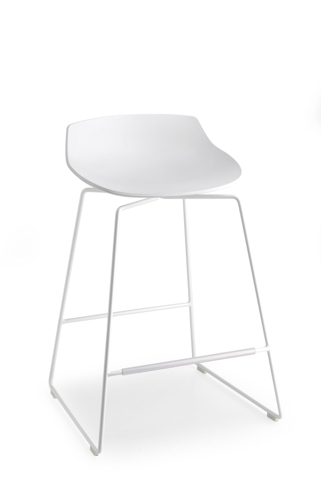 mdf italia flow slim barkruk matser wageningen. Black Bedroom Furniture Sets. Home Design Ideas
