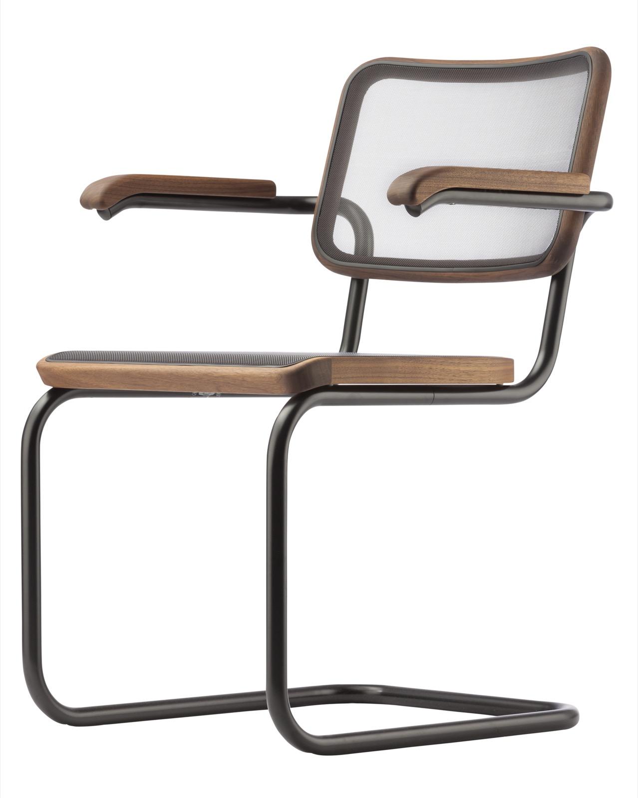 thonet s64n armstoel matser wageningen. Black Bedroom Furniture Sets. Home Design Ideas