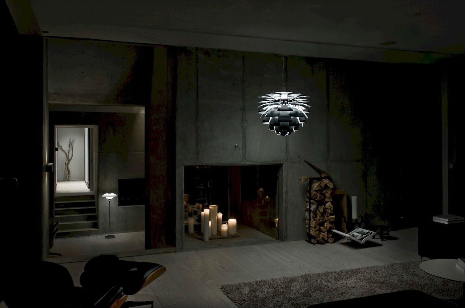louis poulsen ph artichoke hanglamp matser wageningen. Black Bedroom Furniture Sets. Home Design Ideas
