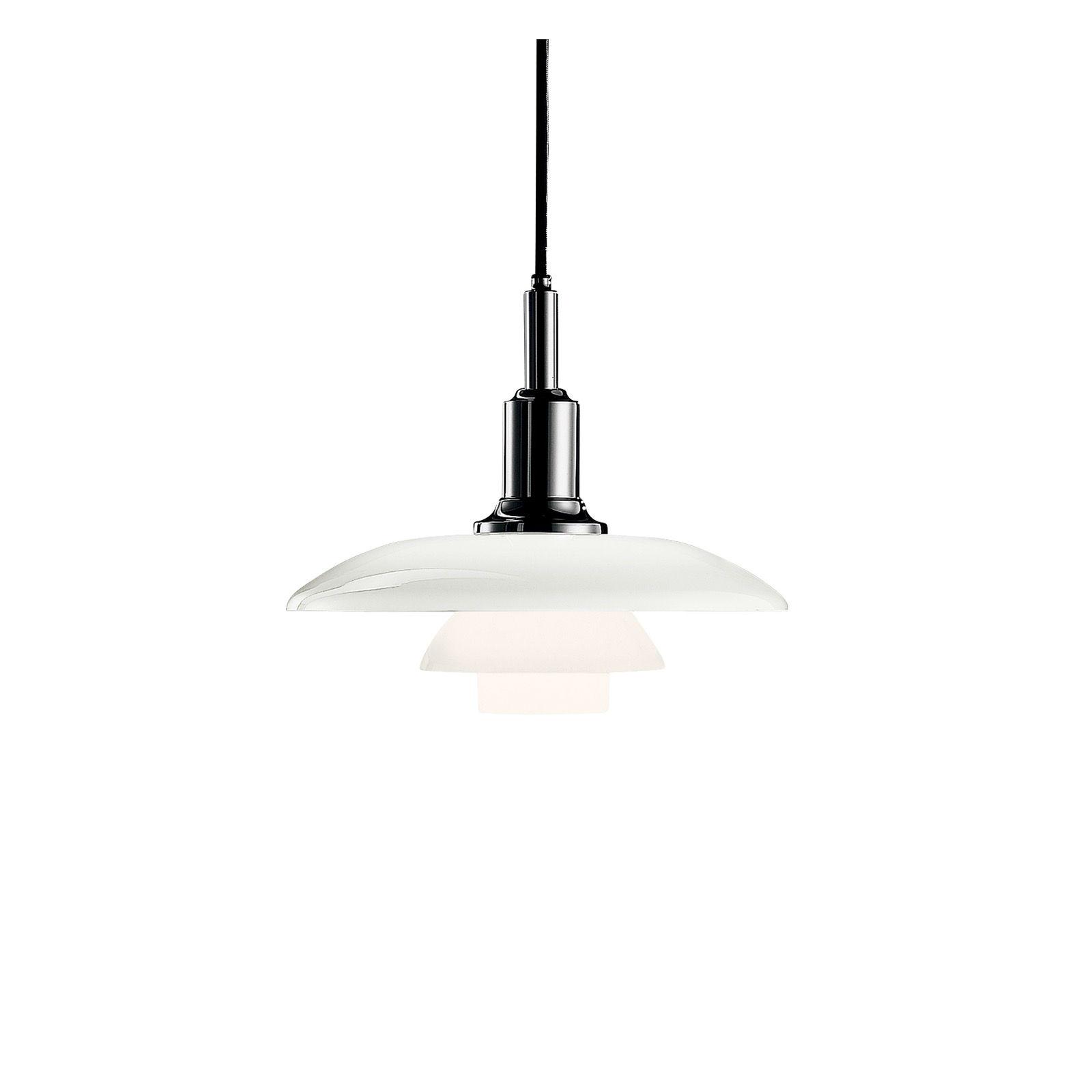 louis poulsen ph3 2 hanglamp matser wageningen. Black Bedroom Furniture Sets. Home Design Ideas