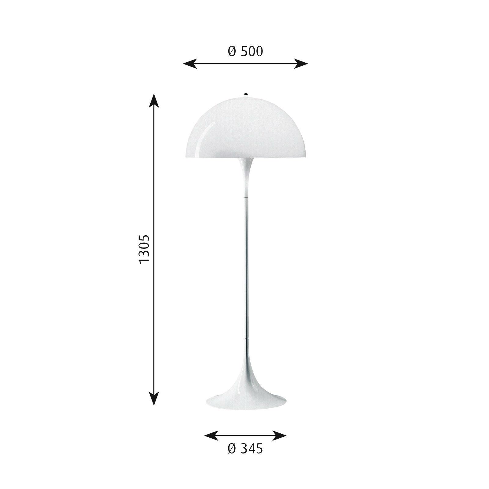 louis poulsen panthella vloerlamp matser wageningen. Black Bedroom Furniture Sets. Home Design Ideas