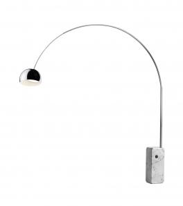 Arco Led Vloerlamp