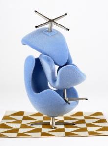 Miniatuurkleed 'Trapez'