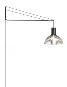 Victo met arm Hanglamp