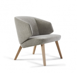 Back Me Up lounge Fauteuil