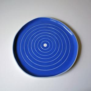 Line plate Schaal