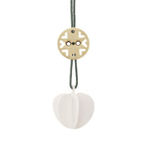 Nordic Heart Ornament