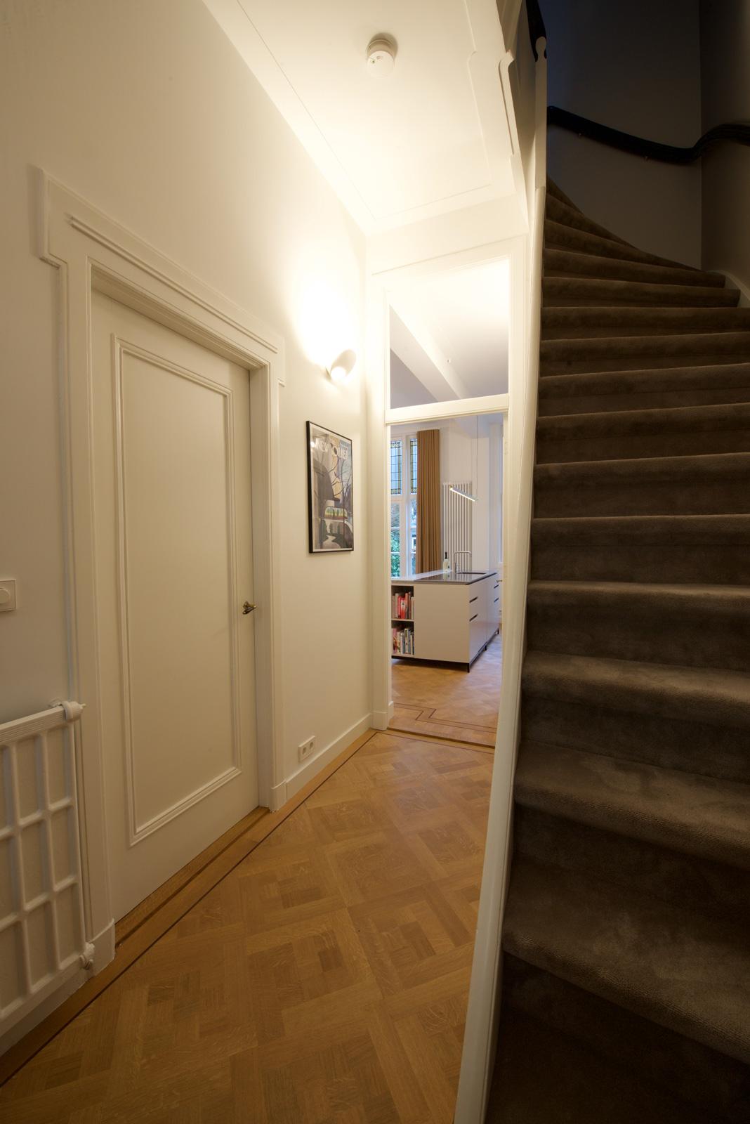 interieur herenhuis