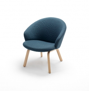 Close Loungefauteuil