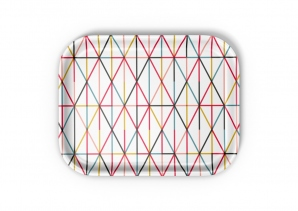 Classic Trays – Grid multicolour L