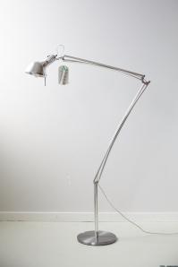 Naomi Terra Vloerlamp