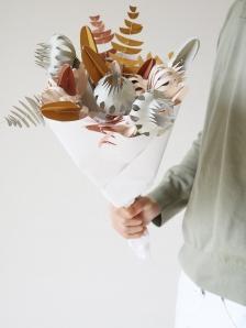 Kore Papieren Bloemen