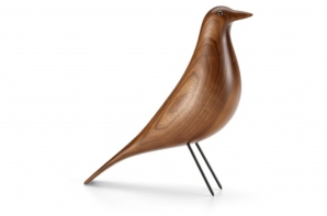 Eames House Bird Walnoot