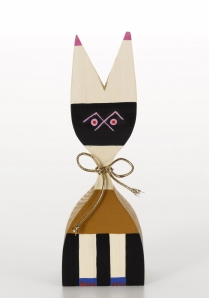 Wooden Doll No.9