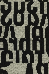 Letters – Meubelstof
