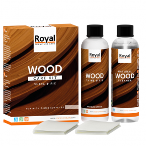 Wood Care Kit – Shine & Fix