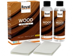 Wood Care Kit – Teak