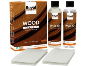 Wood Care Kit – Matt Polish