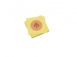 Paper Napkins, small – Sun